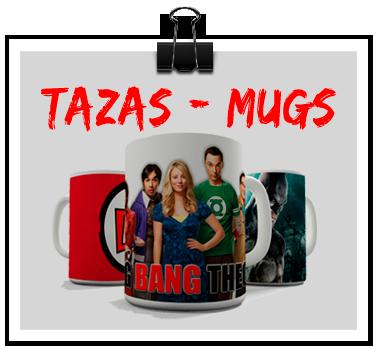 Tazas -Mugs Frikis y Geeks