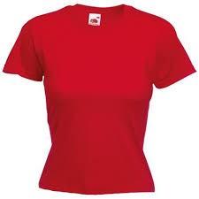 Camiseta chica entallada